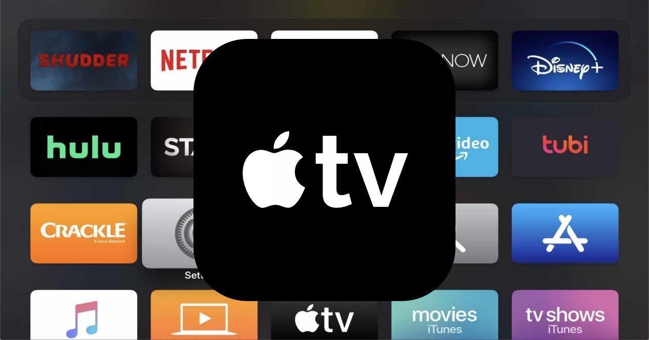 Todos tus servicios en Apple TV
