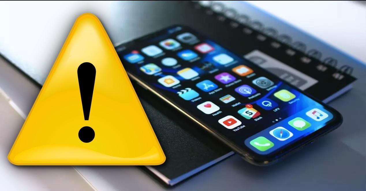 alerta estafa iphone