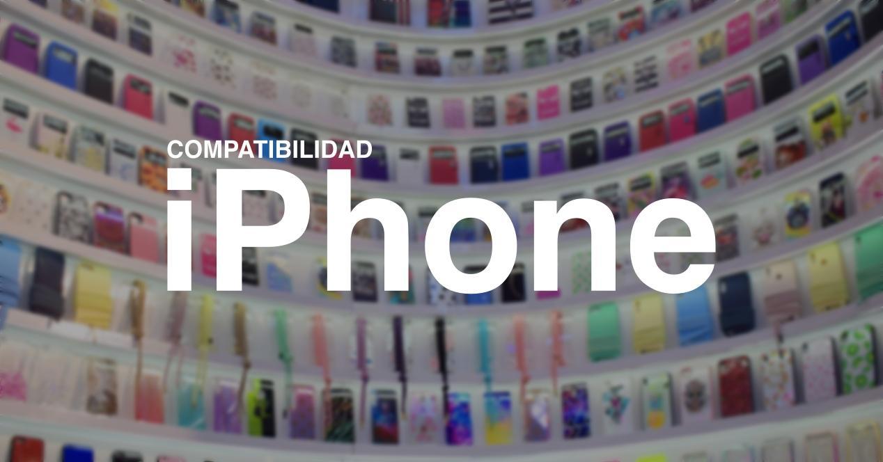 compatibilidad fundas iphone
