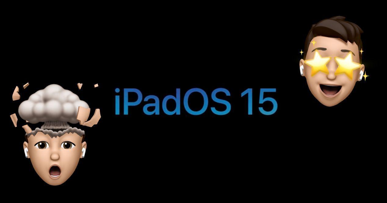 concepto de iPadOS 15