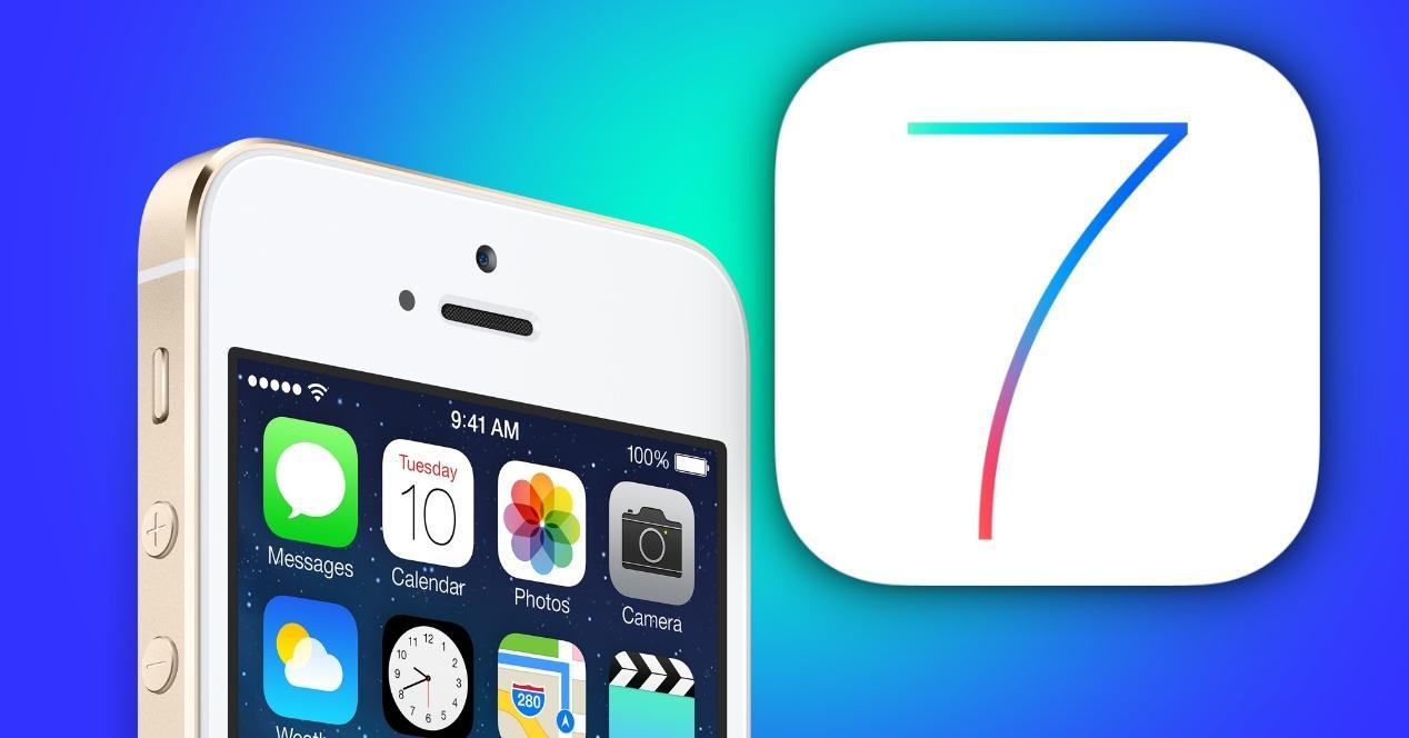 iOS 7 novedades