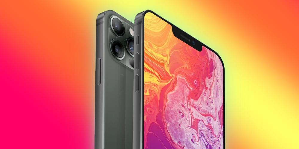 iPhone 13 concepto