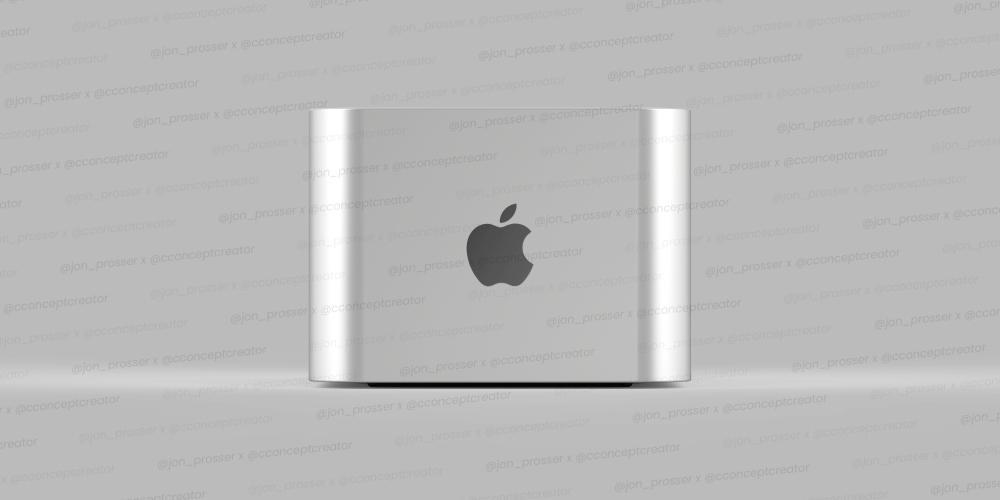 mac pro mini concepto
