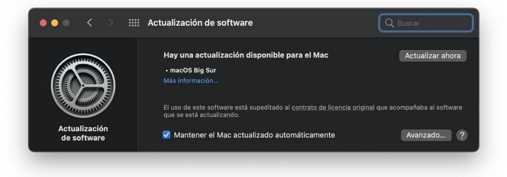macOS 11.2.1