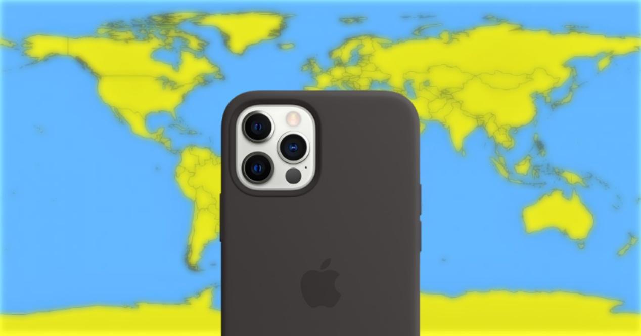 region iphone