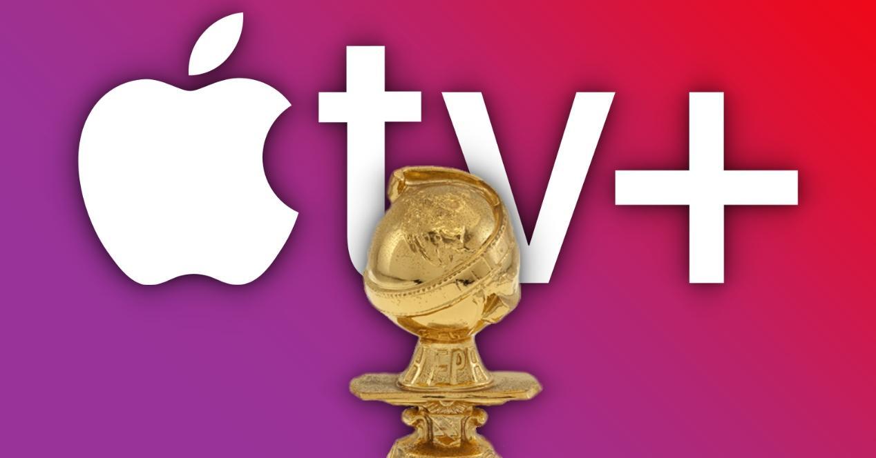 Apple TV+ Globos de Oro 2021