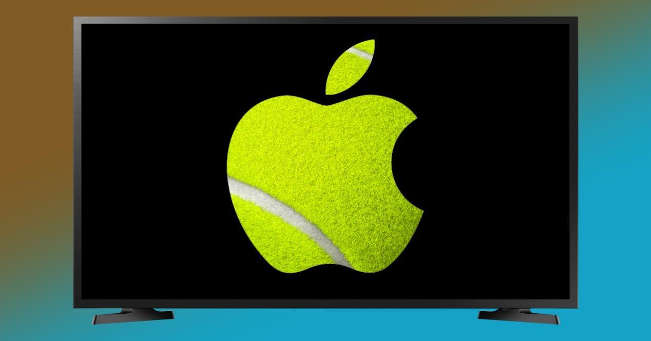 Apple TV+ deportes