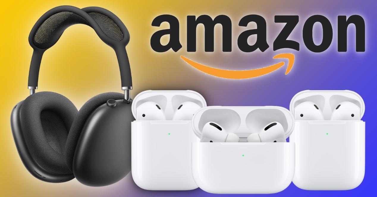 airpods mas baratos oferta amazon