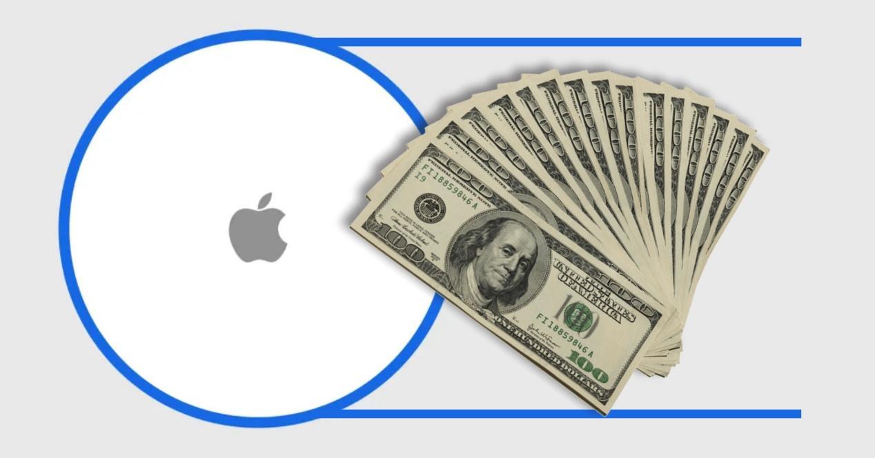 airtags apple precio