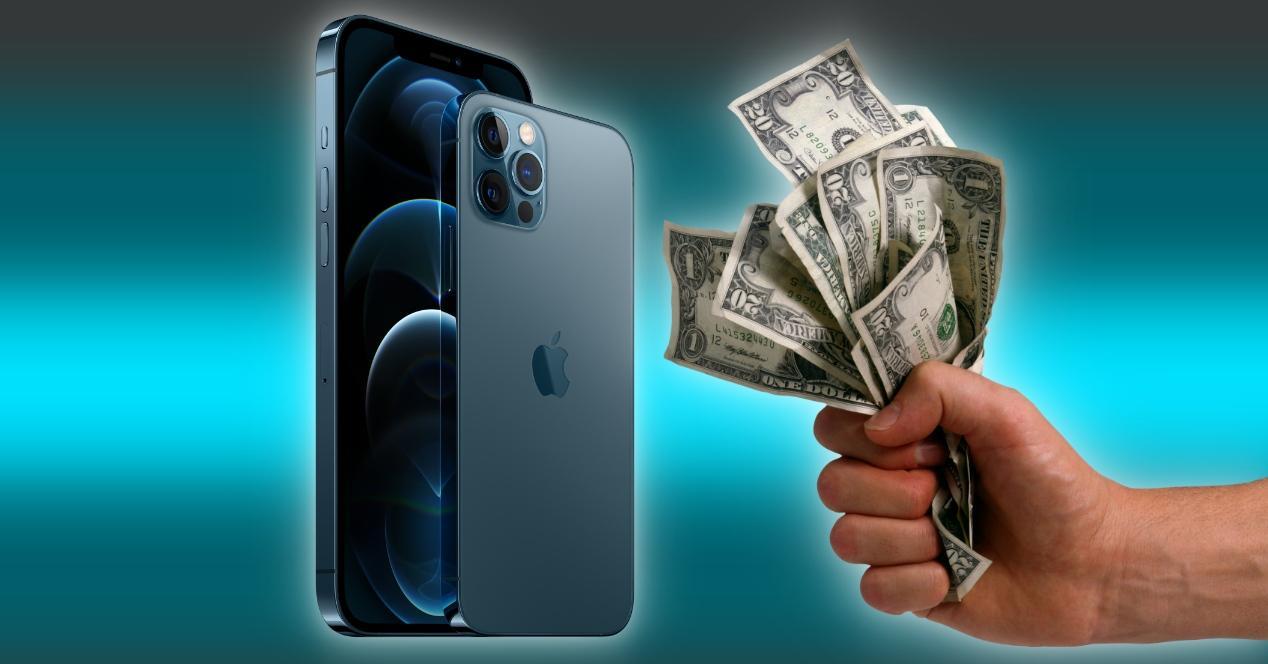 iPhone 12 precio