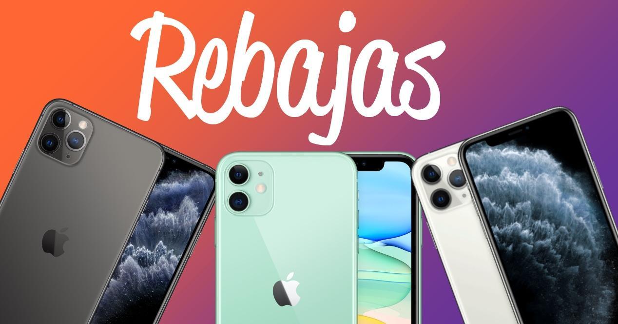 rebajas iphone 11
