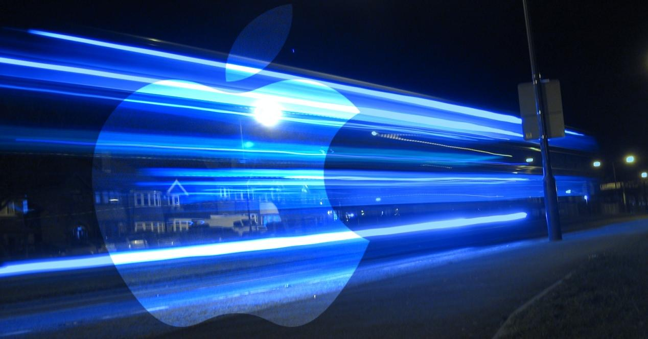 velocidad apple