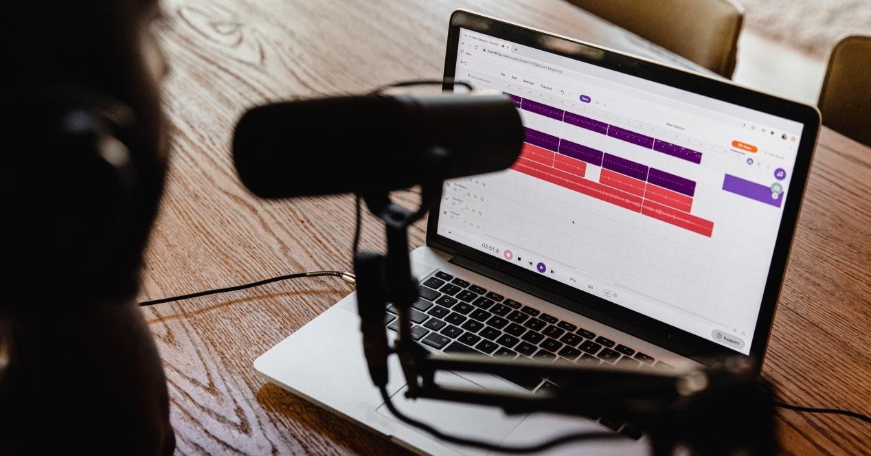 Crea tu podcast desde el Mac