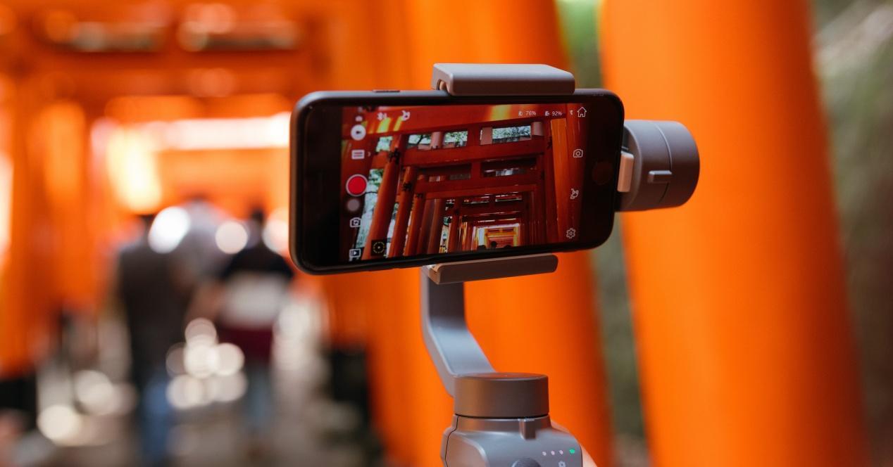 Estabilizadores para iPhone