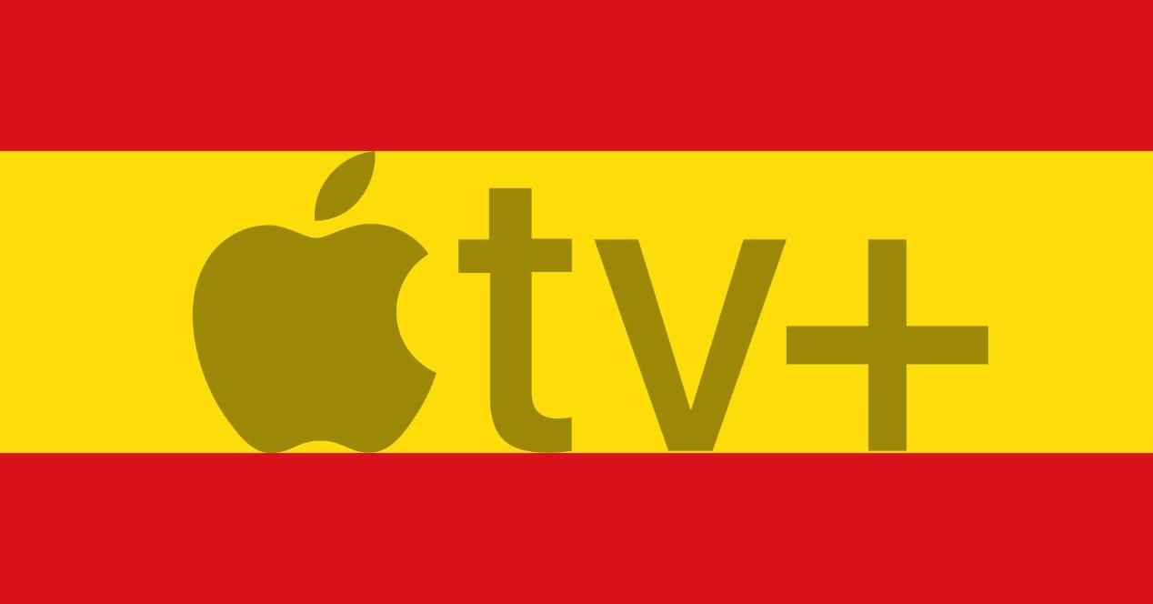 apple tv+ españa