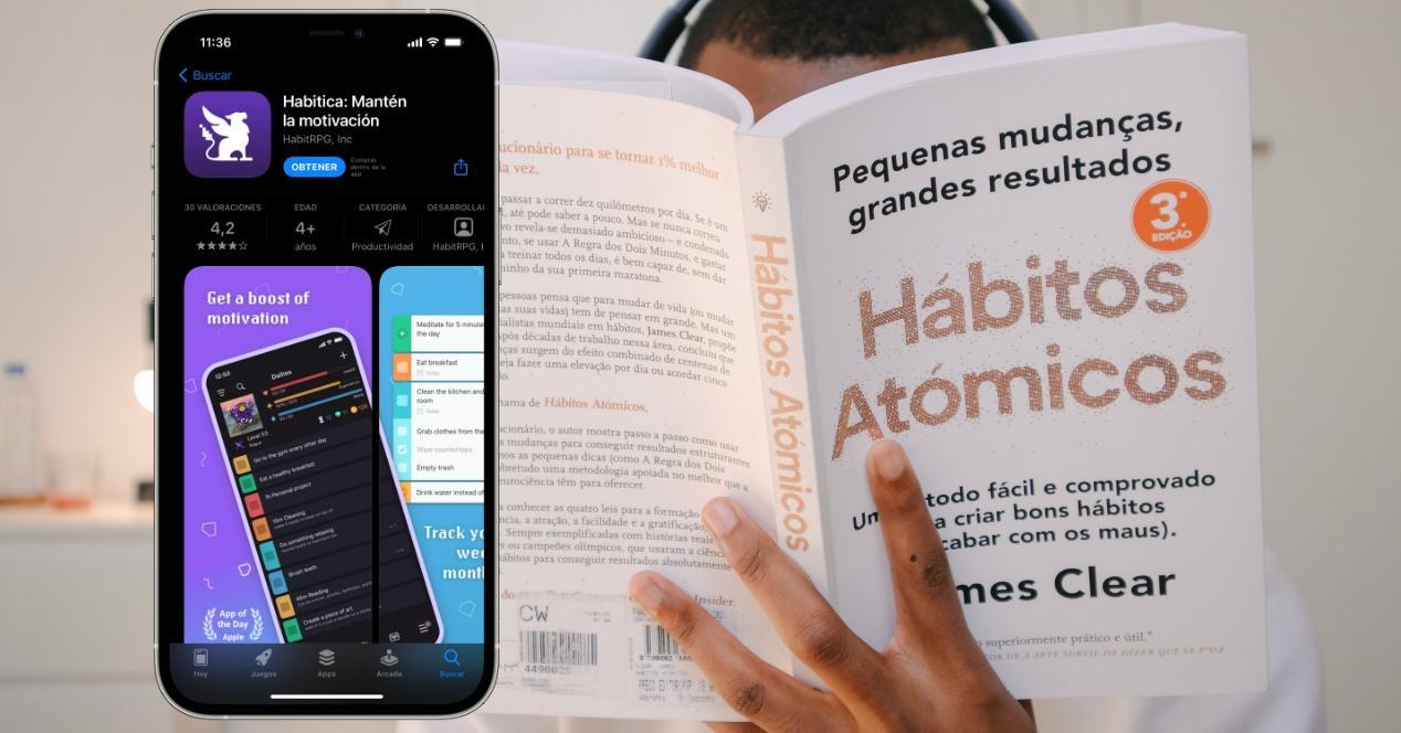 apps para habitos