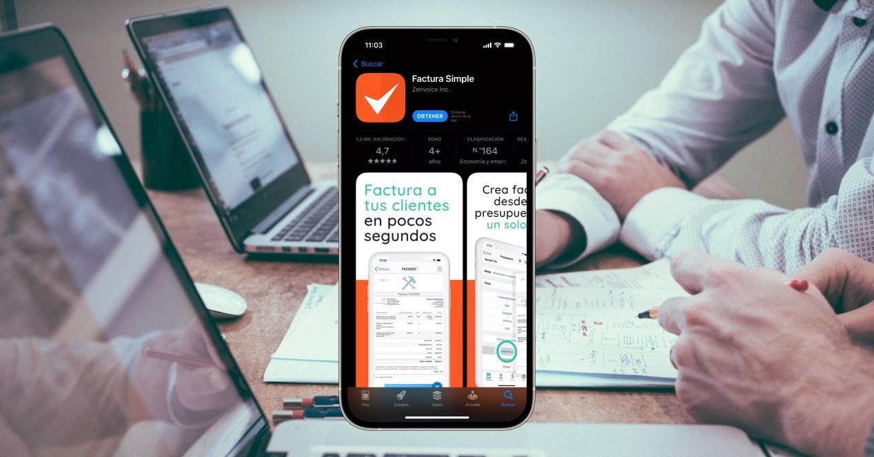 apps para hacer facturas