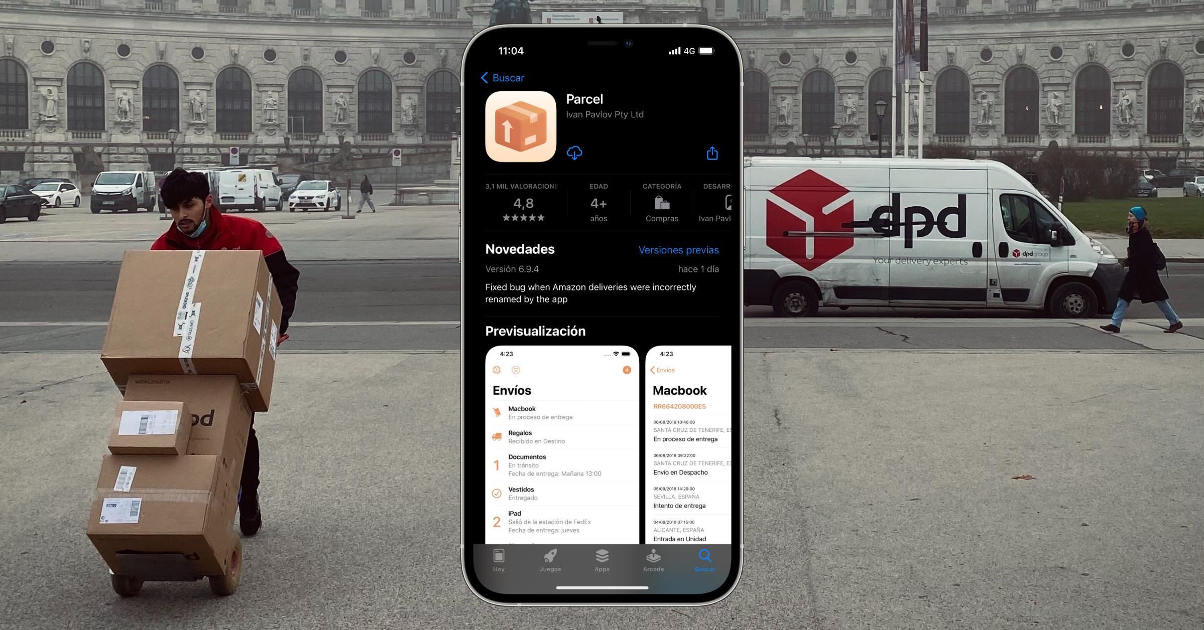apps para seguimiento de envios