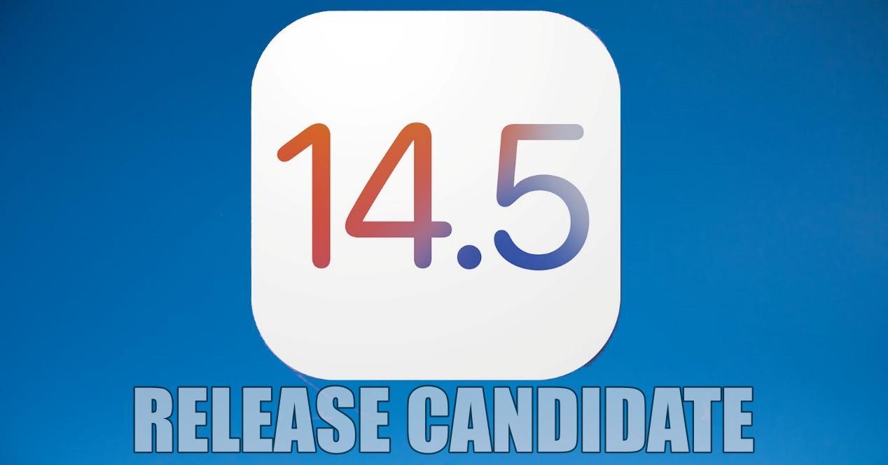 iOS 14 5 RC