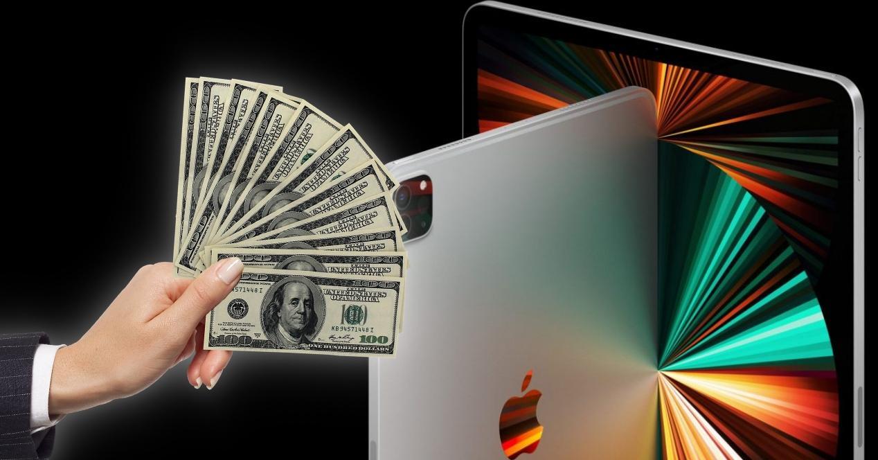 precio ipad pro 2021