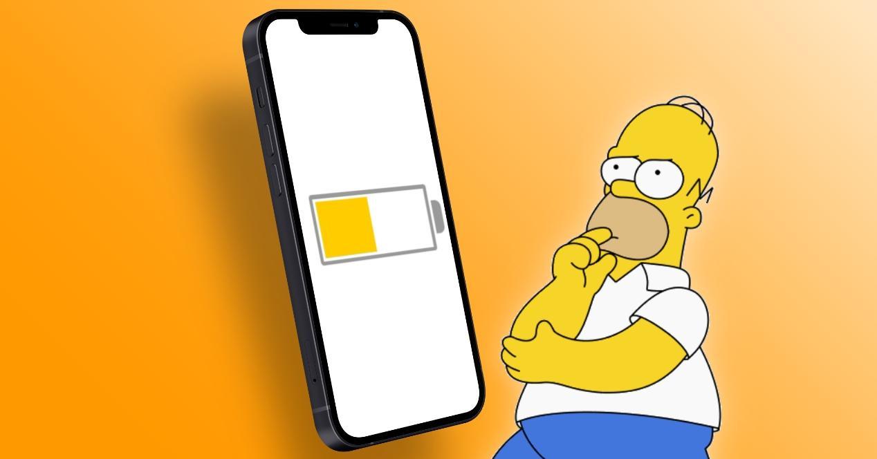 que hace bajo consumo en iphone ios bateria