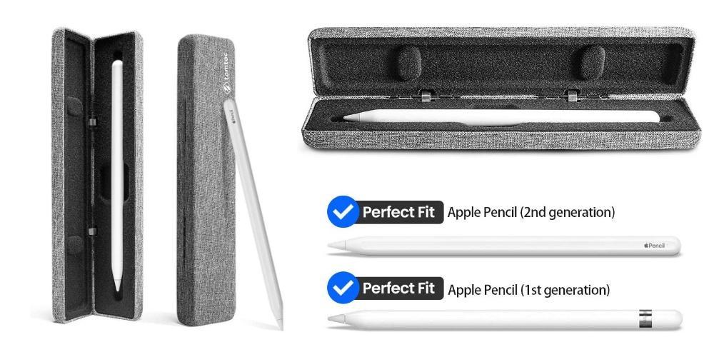 tomtoc funda apple pencil