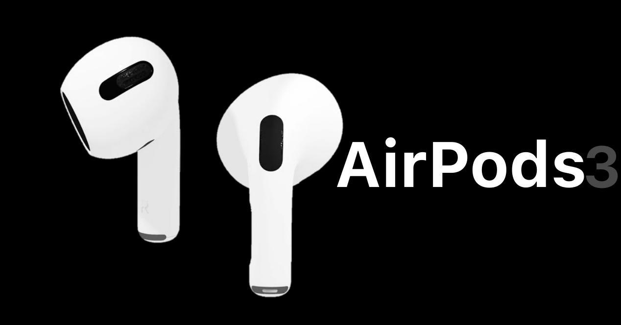 airpods 3 concepto