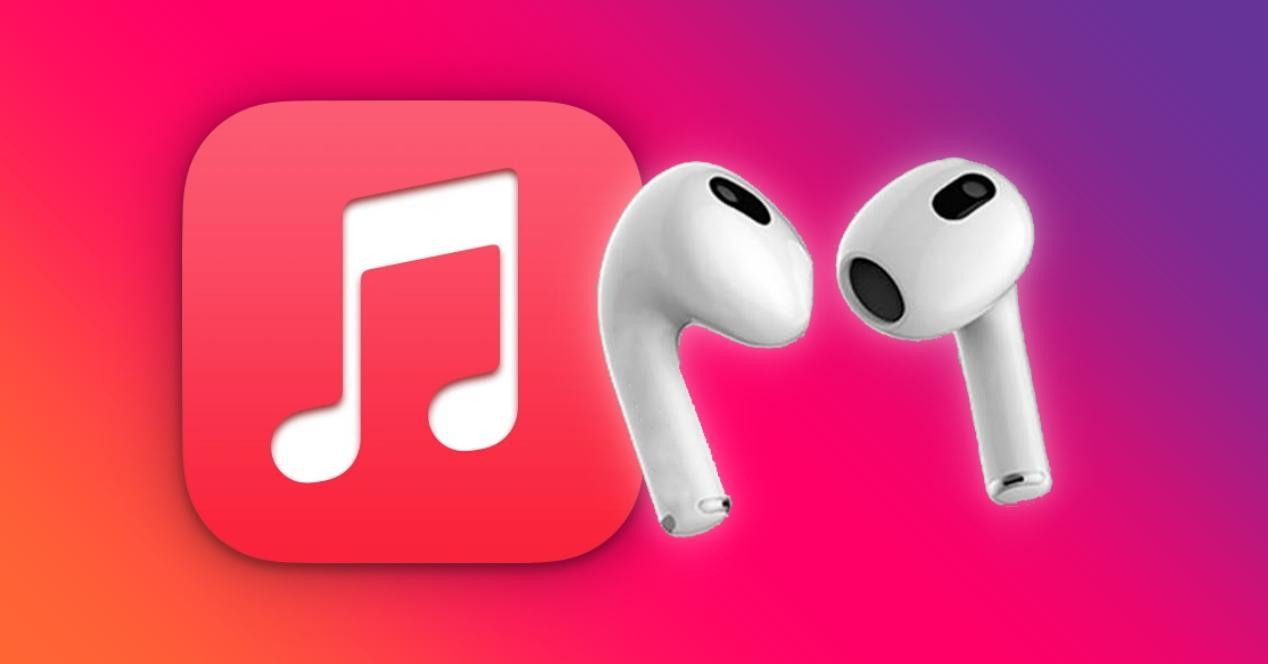 airpods 3 y apple music hifi