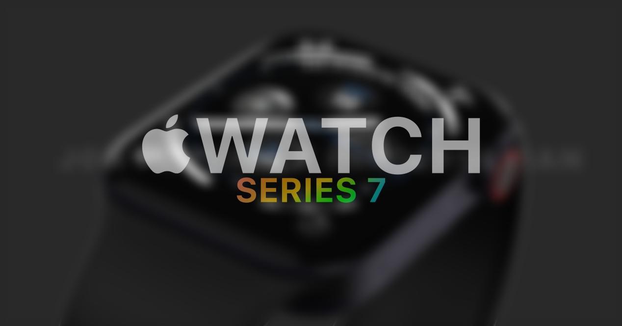 apple watch series 7 posible diseño