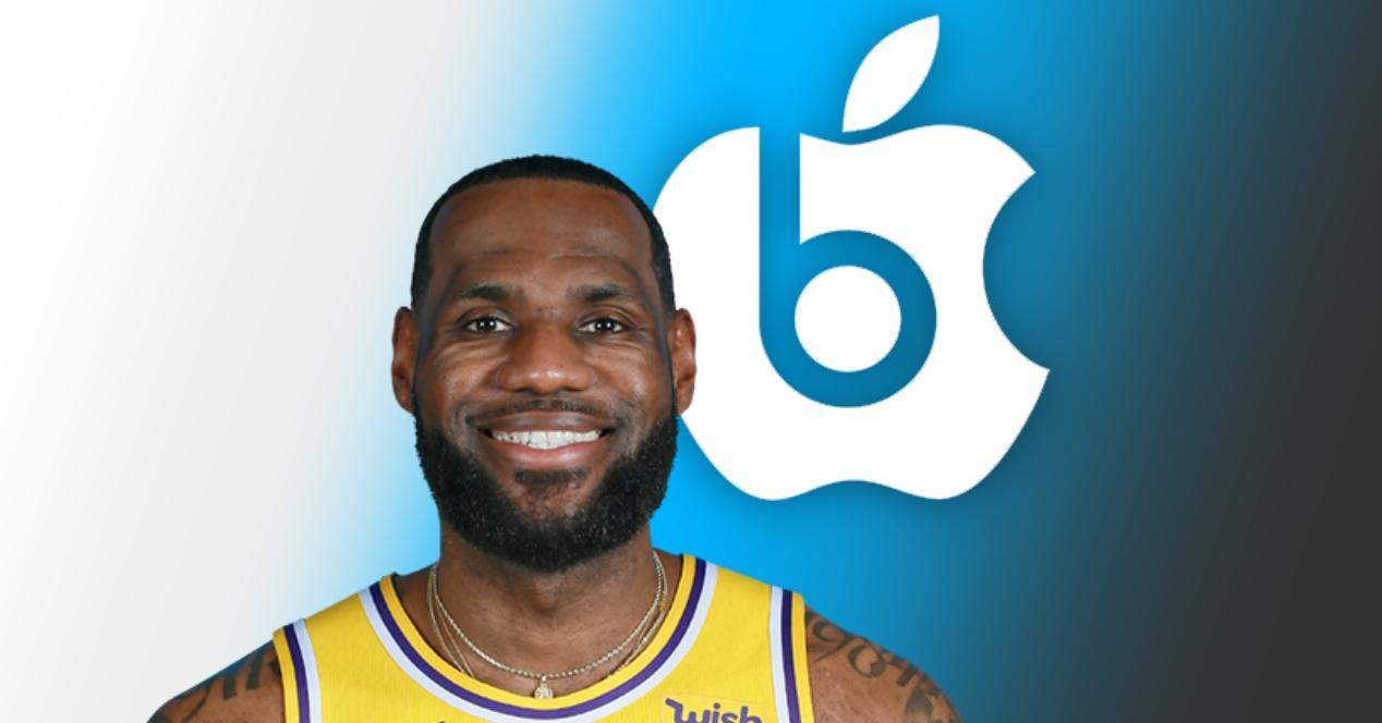 beats apple lebron james