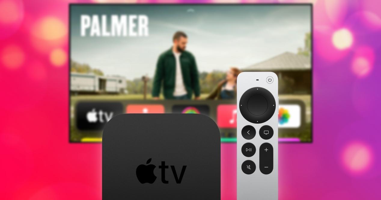 caracteristicas especificaciones apple tv 4k 2021