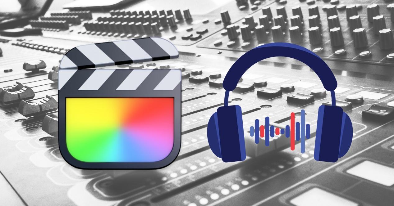 editar audio final cut