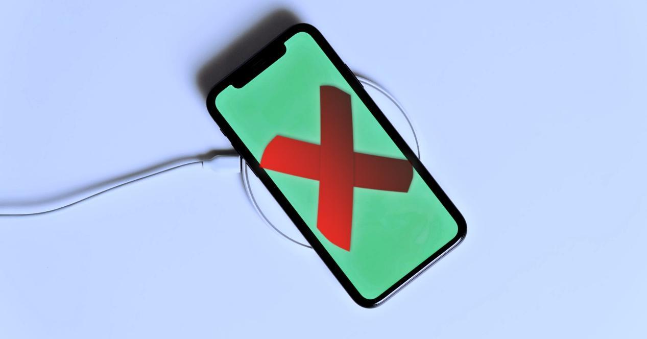 fallos al usar iphone
