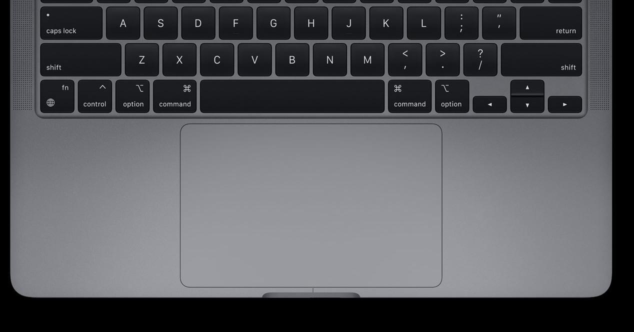 fallos problemas trackpad macbook