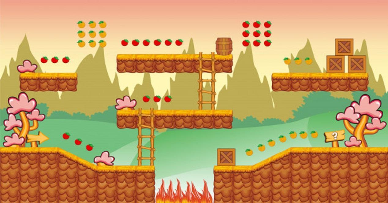 juego plataformas