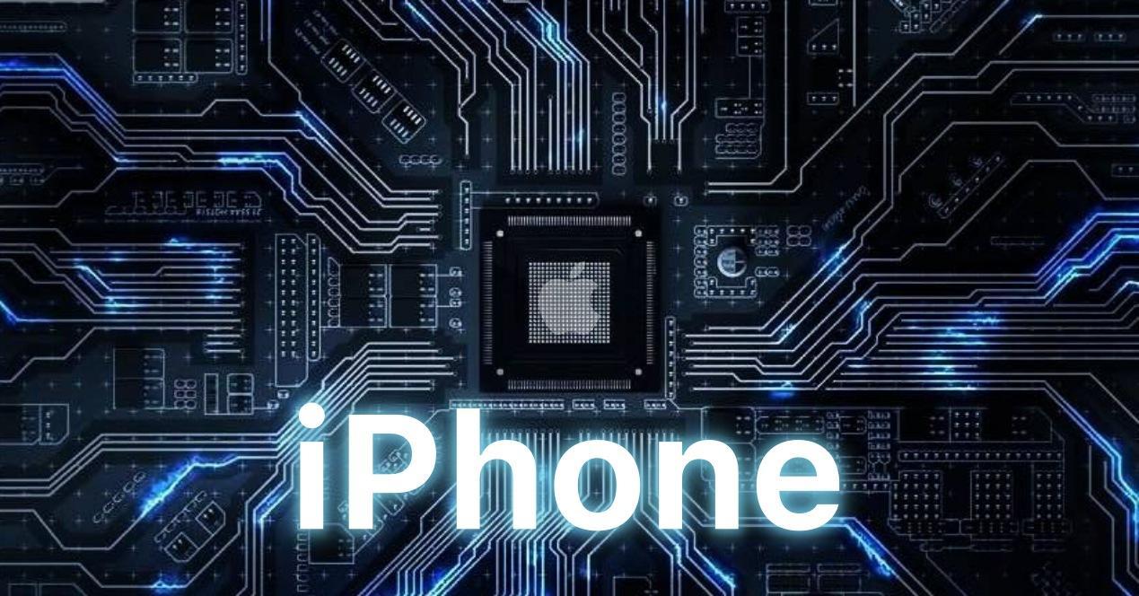microprocesador iphone