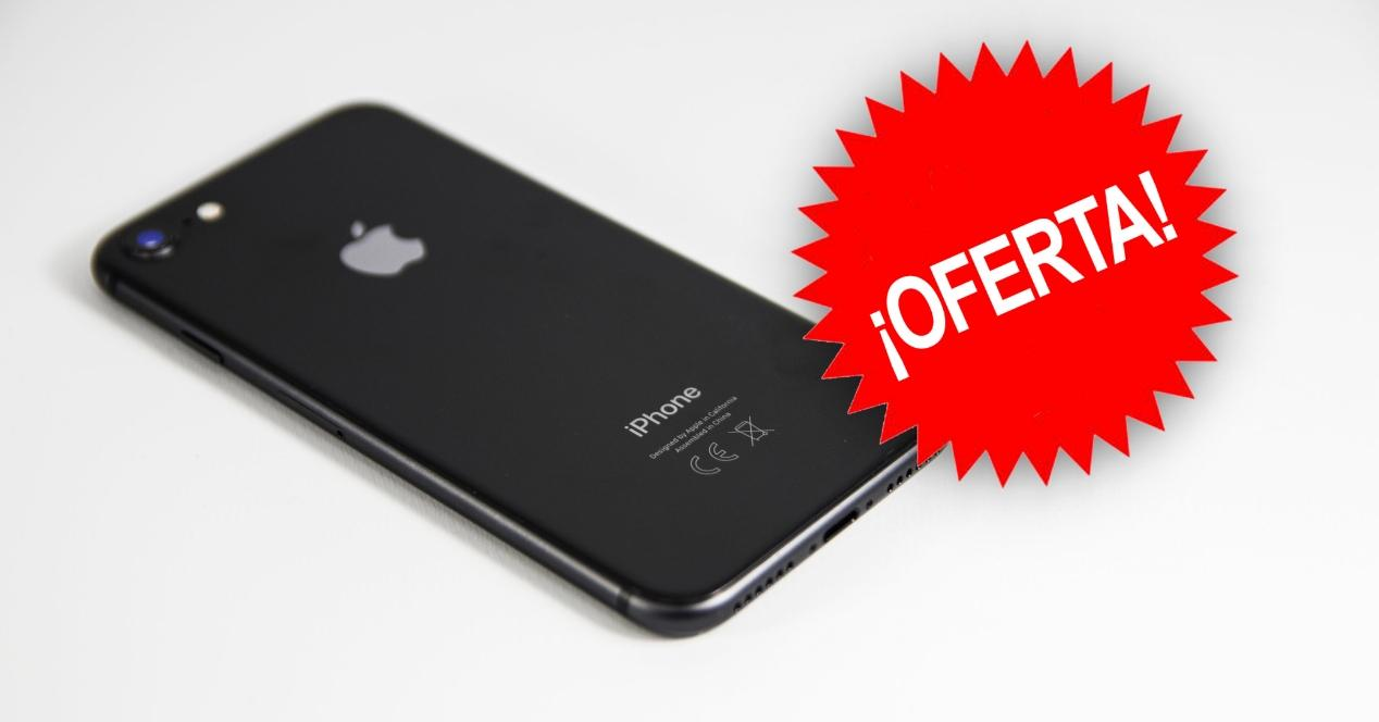 oferta iphone 8