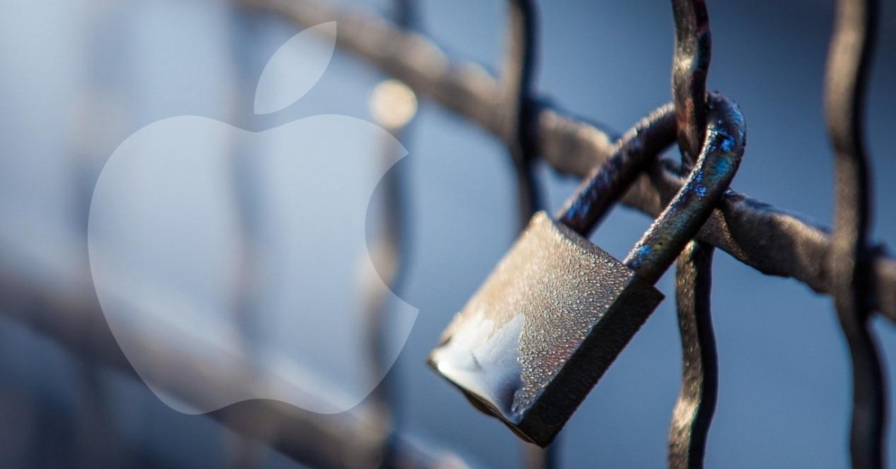 privacidad en iphone apple