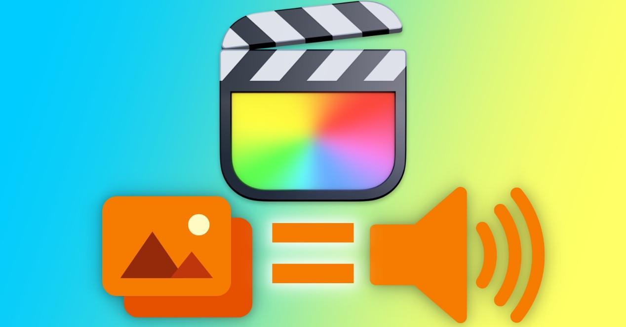 sincronizar audio y video final cut