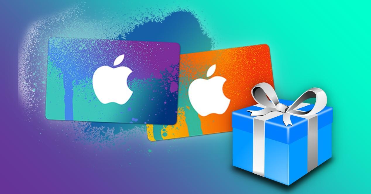 tarjetas regalo apple