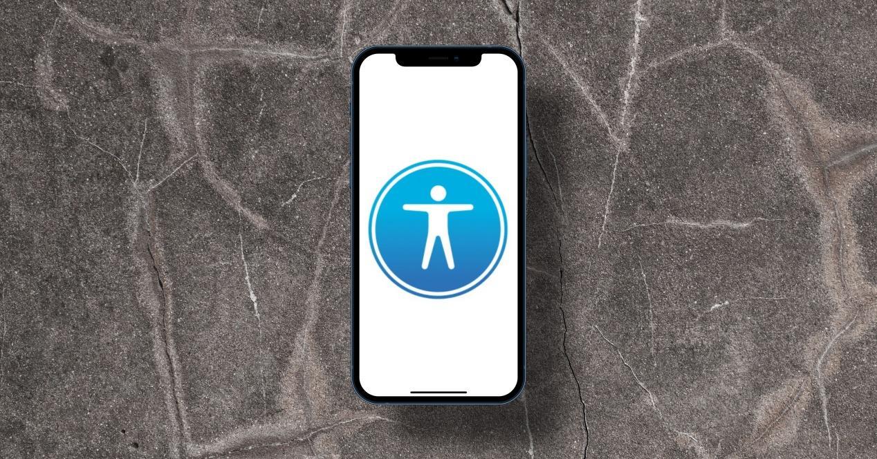 Accesibilidad en iPhone