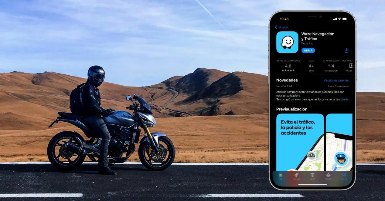 Apps para moteros