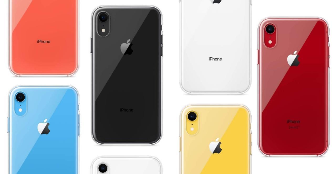 Mejores fundas para el iPhone XR