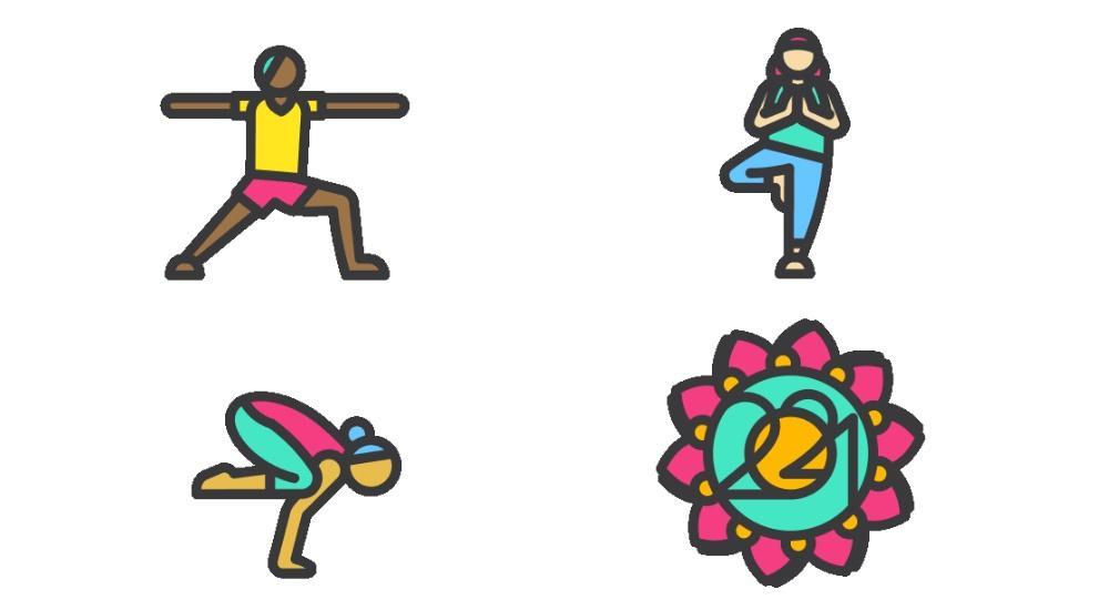 Yoga 2021 reto apple watch