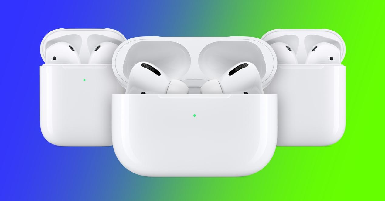 airpods 2 y airpods pro