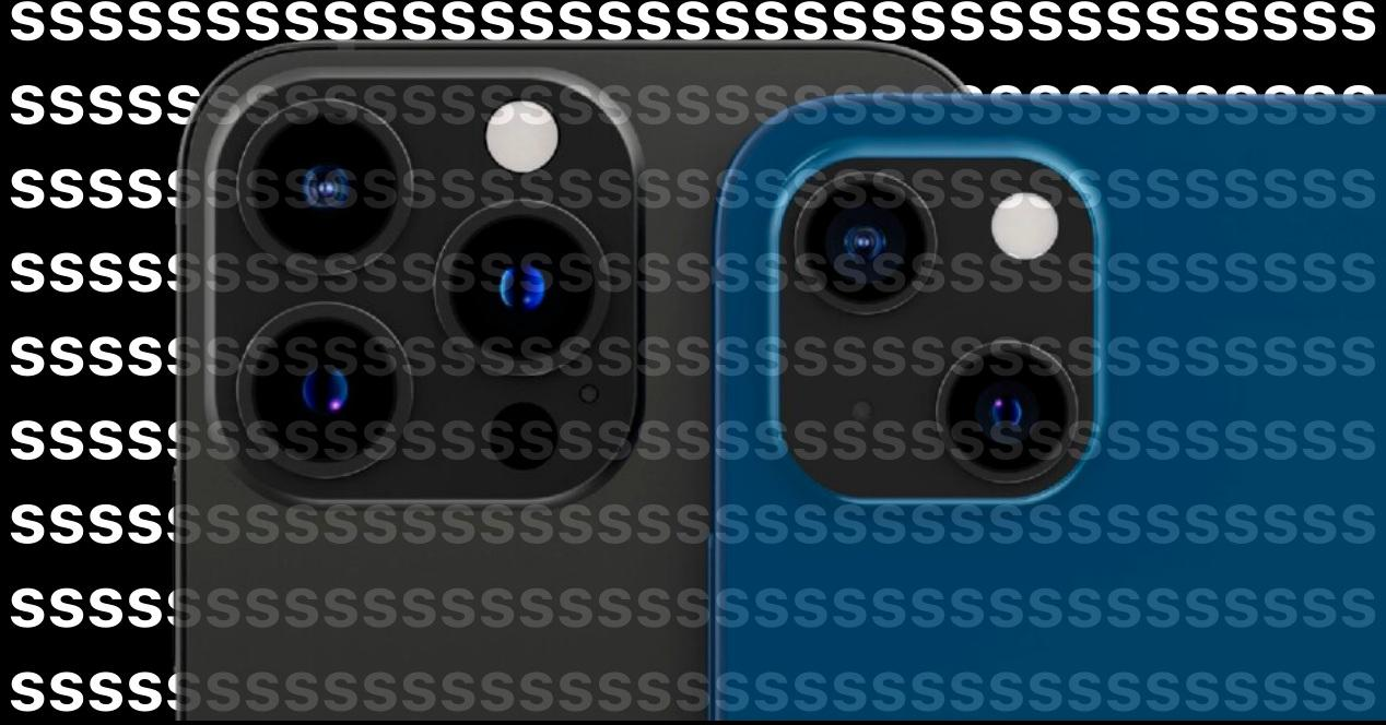 iphone 12s concepto