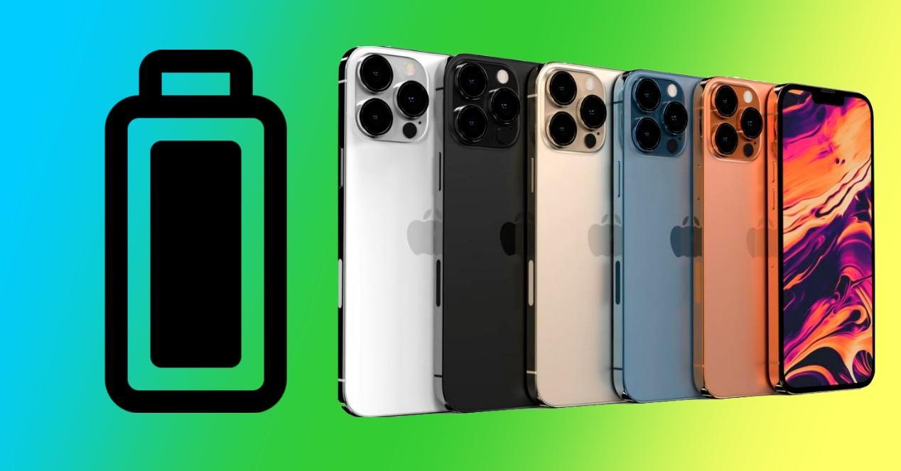 posible bateria iphone 13