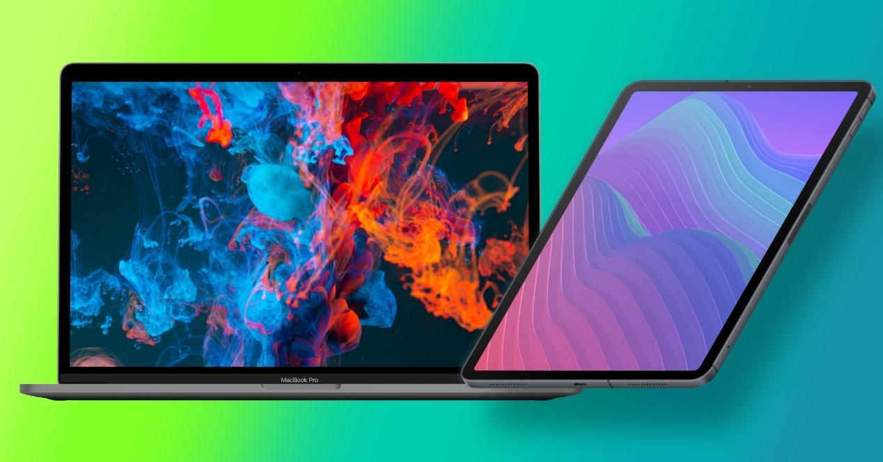 rumores pantallas macbook y ipad