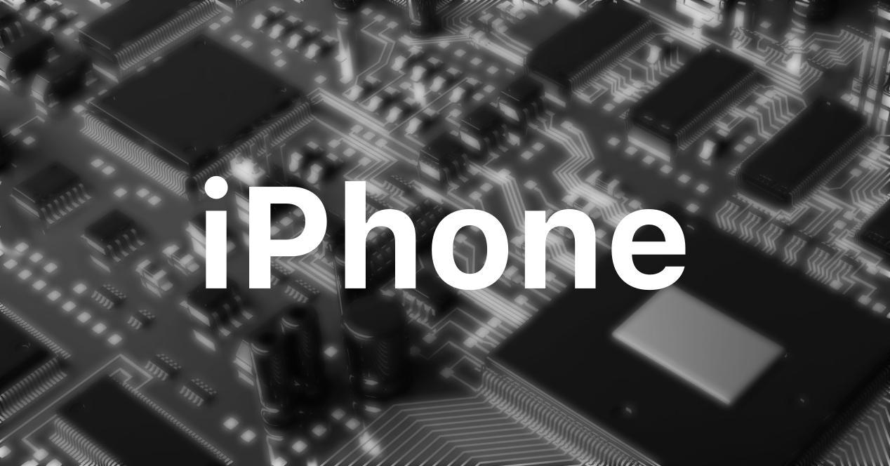sensores que tiene el iphone