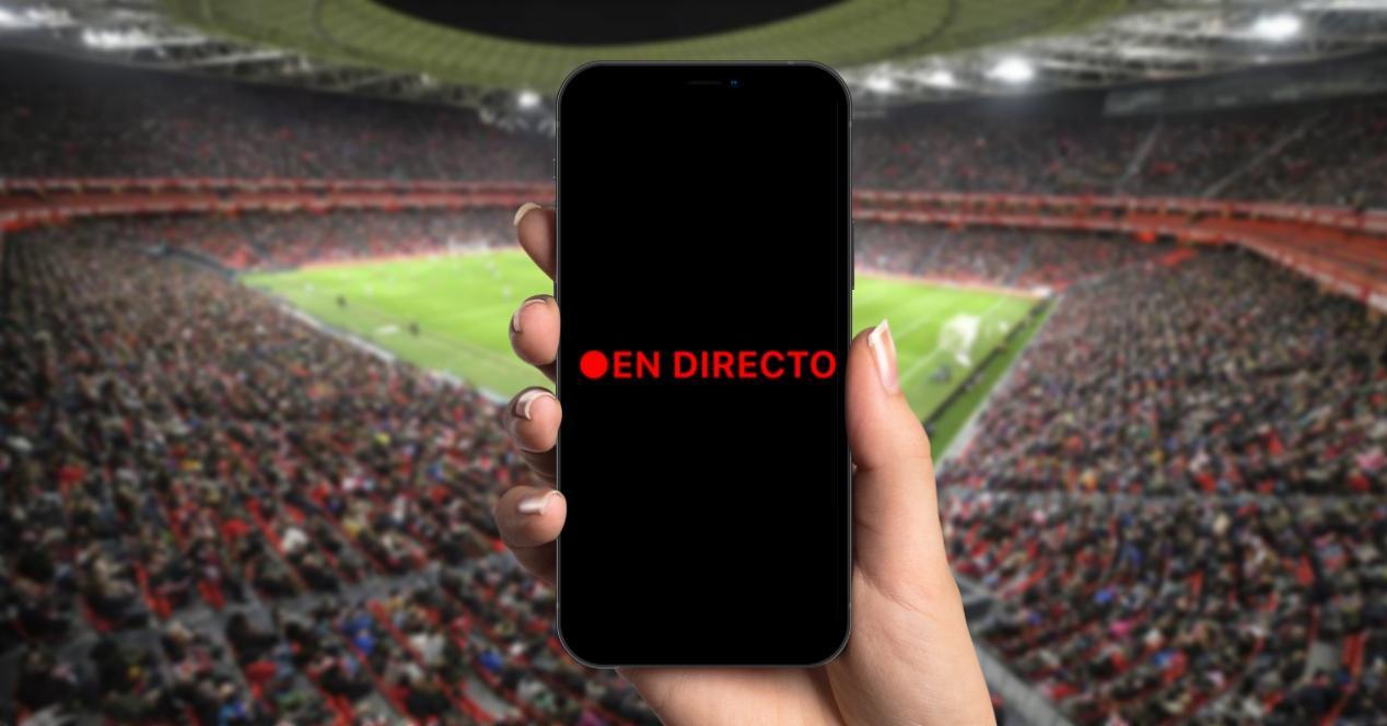 APPS IPHONE DEPORTES EN DIRECTO